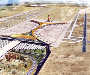 إنجاز 40% من مطار  جدة الجديد