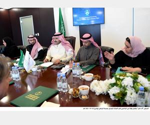 عرض الجهود الإنسانية والتنموية للمملكة في اليمن