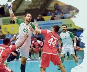 اليد تتفوق على القدم في التأهل العالمي