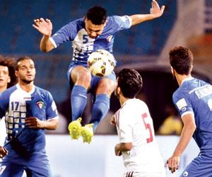 الفيفا يهدد الكويت بحرمانها من كأس الخليج