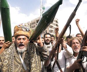 عقوبات تنتظر طهران لتصدير الأسلحة لليمن