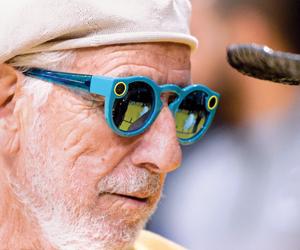 نموذجان جديدان من نظارة snapchat