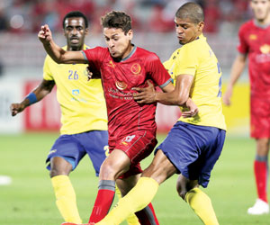 النصر يرفض المشاركة في البطولة العربية