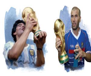 البرازيل وألمانيا يتقدمان أفضل المنتخبات