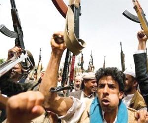 تصاعد الاشتباكات بين ميليشيات عبدالملك الحوثي وابن