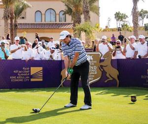 بطولة لمحترفي الغولف بالسعودية