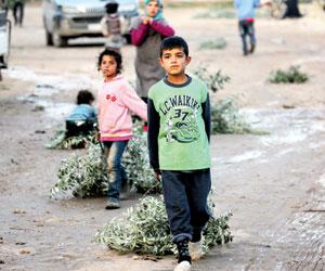 الائتلاف: مجلس الأمن يشجع حصار المدنيين