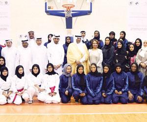 اتفاق لتفعيل دورة ألعاب سيدات العرب