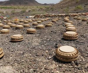 مركز الملك ينزع 21 ألف لغم في مأرب والساحل