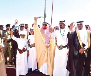 أمير نجران يدشن مشروعات تنموية في ثار بـ550 مليونا