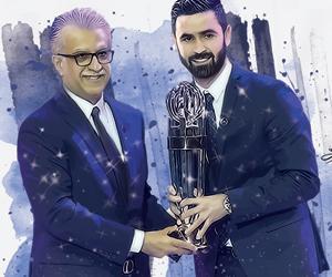 خريبين رابع هلالي يفوز بجائزة الأفضل آسيويا