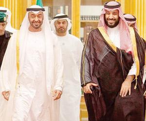 إستراتيجية العزم تؤسس لتكامل سعودي إماراتي استثنائ