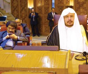 آل الشيخ: المملكة تدعم السودان لتجاوز الظروف والتح