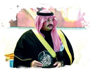 آل عائض يهدون تركي بن طلال  مصحف فاطمة بنت سعد
