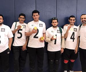 جامعة الملك خالد بطلا لكرة الهدف
