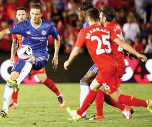 مدرب تشيلسي يحث لاعبيه على الهجوم