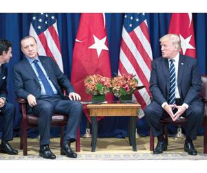 التقارب مع طهران يورط أنقرة مع واشنطن