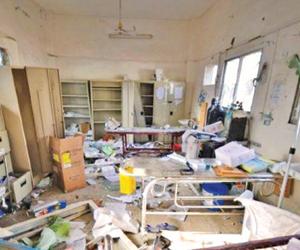 ميليشيات الحوثي تحول مستشفى نفسي بالحديدة إلى ثكنة