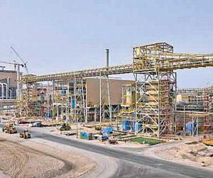 السعودية الـ3 عالميا في إنتاج الفوسفات والأسمدة نه