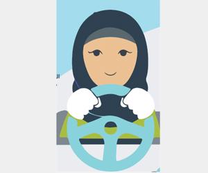 استغلال ورش السيارات للمرأة باستبدال قطع السيارة ا