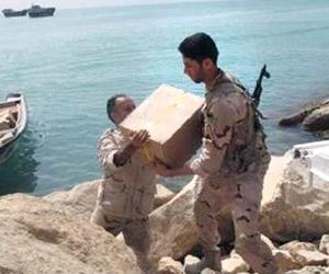 الحرس الإيراني يرعى عمليات تهريب المخدرات والأسلحة