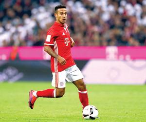 الكانتارا يمدد عقده مع بايرن ميونيخ