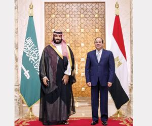 التلاحم بين جناحي الأمن العربي
