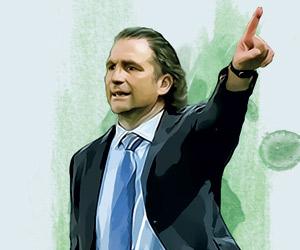 بيتزي رابع أرجنتيني يدرب الأخضر