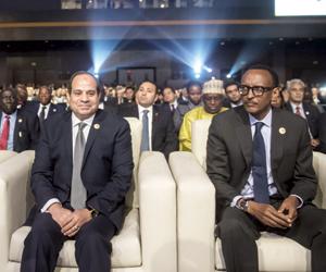 قضايا التنمية والسلم والأمن تتصدر قمة الاتحاد الأف