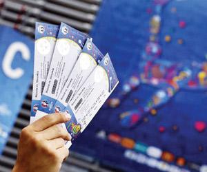 سوق سوداء للتذاكر مع اقتراب المباراة النهائية