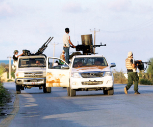 إعلام الإخوان يفاقم معاناة الليبيين