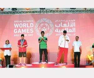 9 ميداليات جديدة للسعودية في الأولمبياد الخاص
