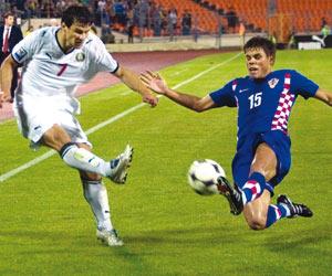 كرواتيا تمضي على طريق استعادة الأمجاد