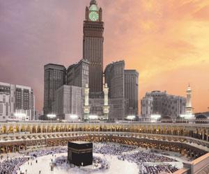 فيرمونت يبرز تاريخ مكة العريق