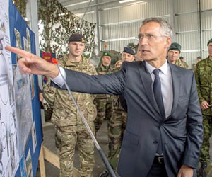 روسيا تفشل في إزالة مخاوف الغرب من مناورات عسكرية