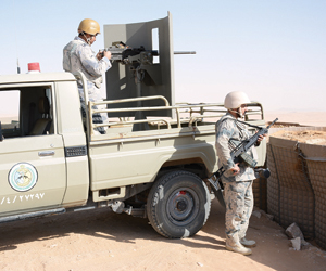 عمليات نوعية قبالة الحدود تقضي على قيادات الكهوف