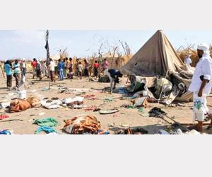 الشرعية تحذر من الصمت الدولي عن مجازر الحوثيين