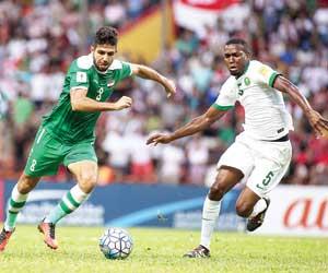 اتحاد القدم ينتظر رد كاس حول لقاء العراق
