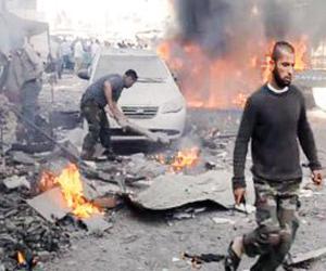 تفجيرات منبج وخروقات النظام تعقدان الحل السياسي بس