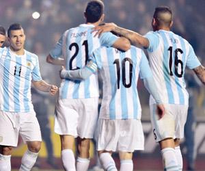 الأرجنتين تلحق بتشيلي في النهائي