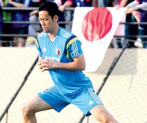قائد اليابان جاهز لساحل العاج
