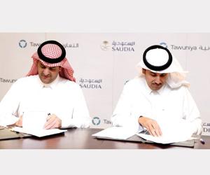 شراكة بين الخطوط السعودية والتعاونية للتأمين