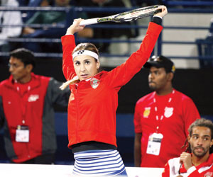 بنسيتش تلتحق بركب المنسحبين من الأولمبياد