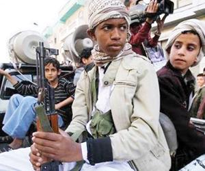 التحالف ينقذ أطفال جندتهم الميليشيات قبل تعرضهم لل