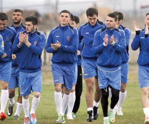 مباراة تدخل كوسوفو التاريخ المونديالي