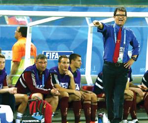 بلجيكا تواجه روسيا في مباراة