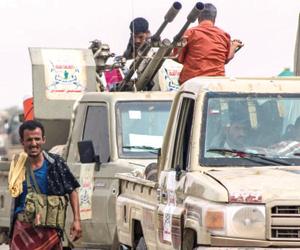 مؤامرة قطرية لإعاقة انتصارات الشرعية بالساحل اليمن