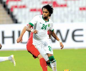 الأخضر الأولمبي يواجه الإمارات في نصف نهائي الخليج