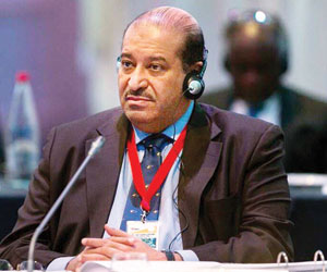 3 سعوديين في لجان القوى الدولية