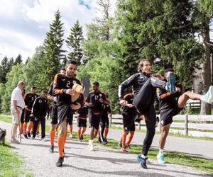 غابات النمسا ترفع لياقة الشبابيين